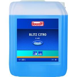 G 481 BLITZ Citro - 10 l