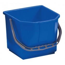 Seau PP 15 l - bleu
