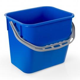 Seau PP 12 l - bleu