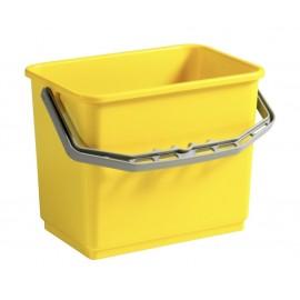 Seau PP 4 l - jaune