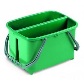 SLIM Seau fenêtre vert, 2 x...