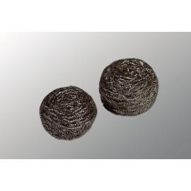 INOX boule nettoie-poêle 40 g