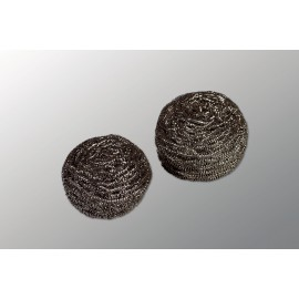 INOX boule nettoie-poêle 60 g