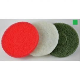 Set de pads 2 x Ø 200 mm, vert