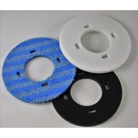 Set de pads microfibre 2 x...