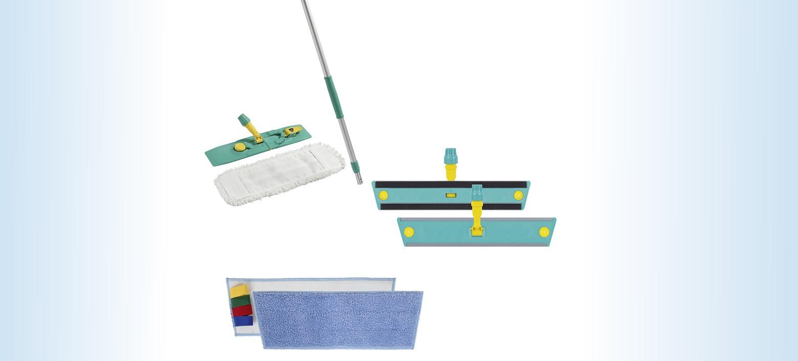 Système de nettoyage mouillé